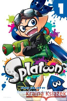Splatoon, Vol. 1 Sankichi Hinodeya 9781421595481