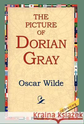The Picture of Dorian Gray Oscar Wilde 9781421807881