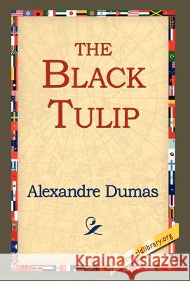 The Black Tulip Alexandre Dumas 9781421809038