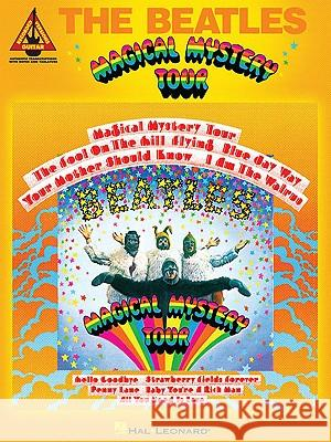 The Beatles: Magical Mystery Tour The Beatles 9781423492320