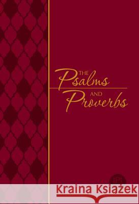 Psalms & Proverbs (Faux Leather) Brian Simmons 9781424555574