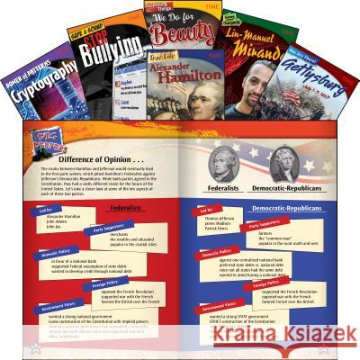 Time Informational Text Grade 8 Set 1, 6-Book Set Teacher Created Materials 9781425832964