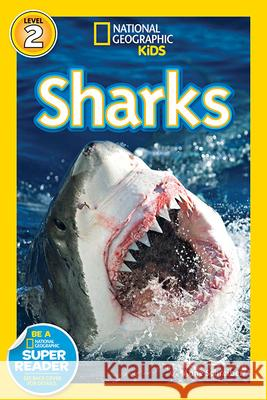 National Geographic Readers: Sharks!   9781426302862