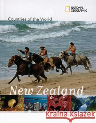 National Geographic Countries of the World: New Zealand Barbara Jackson 9781426303012