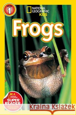 Frogs Elizabeth Carney 9781426303920 National Geographic Society