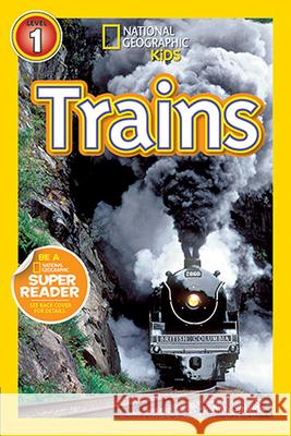 Trains Amy Shields 9781426307775
