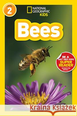 Bees National Geographic Kids 9781426322815
