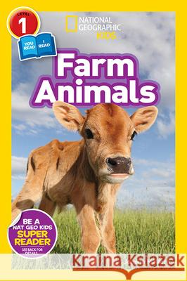 Farm Animals Joanne Mattern 9781426326875