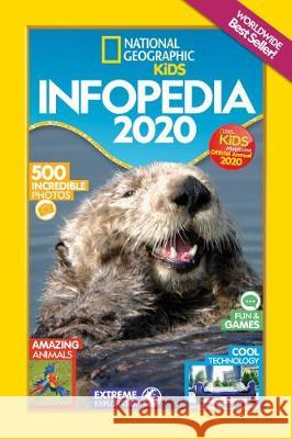 National Geographic Kids Infopedia 2020 National Geographic Kids   9781426334283