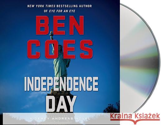 Independence Day - audiobook Ben Coes Peter Hermann 9781427239464