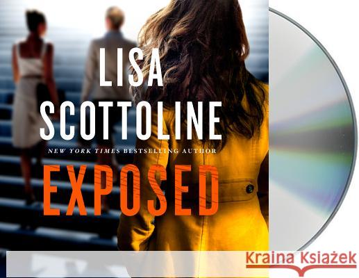 Enraged - audiobook Lisa Scottoline 9781427285744