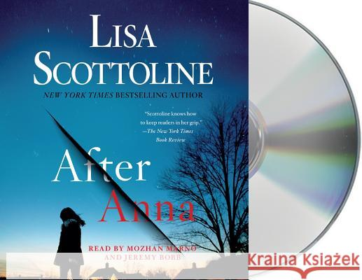 After Anna - audiobook Lisa Scottoline 9781427292995
