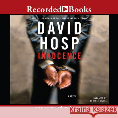 Innocence - audiobook David Hosp George Guidall 9781428157293 Recorded Books