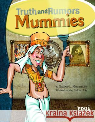 Mummies Heather L. Montgomery 9781429639507