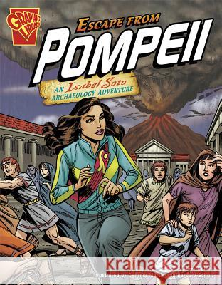 Escape from Pompeii Terry Collins 9781429656344