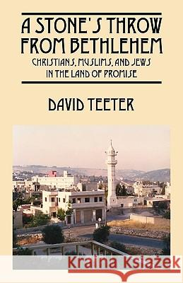 A Stone's Throw From Bethlehem : Christians, Muslims, and Jews in the Land of Promise David Teeter 9781432745424
