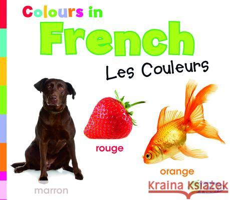 Colors in French: Les Couleurs Daniel Nunn 9781432966584