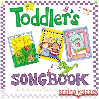 The Toddler's Songbook [With CD (Audio)]  9781433505959