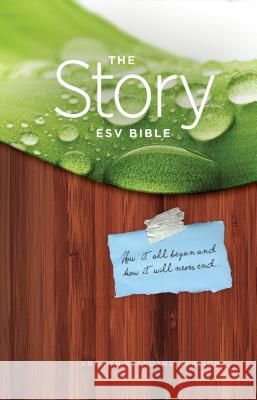 The Story ESV Bible   9781433533747
