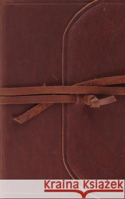 ESV Thinline Bible (Flap with Strap)  9781433553417