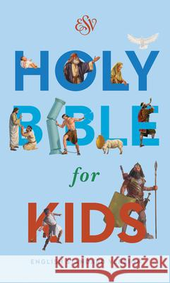 ESV Holy Bible for Kids, Economy  9781433554711
