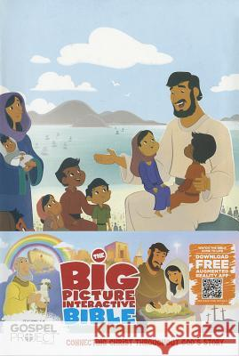 Big Picture Interactive Bible-HCSB B&h Editorial                            Heath McPherson 9781433605062