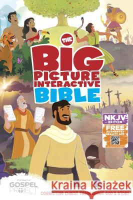 Big Picture Interactive Bible-NKJV B&h Editorial                            Heath McPherson 9781433607813