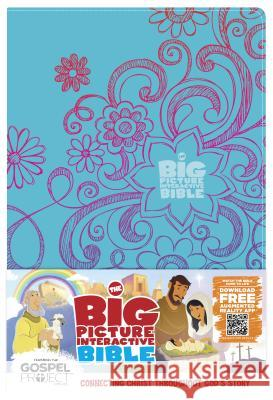 Big Picture Interactive Bible for Kids-HCSB Heath McPherson Broadman & Holman Publishers 9781433616686