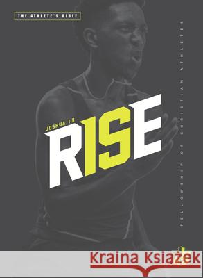 Athlete's Bible: Rise Holman Bible Staff                       Fellowship of Christian Athletes 9781433619854