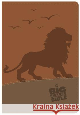 The CSB Big Picture Interactive Bible, Lion Leathertouch B&h Kids Editorial 9781433648267