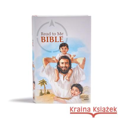 CSB Read to Me Bible B&h Editorial 9781433648632