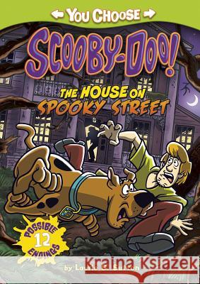 The House on Spooky Street Laurie S. Sutton Scott Neely 9781434297167 Stone Arch Books