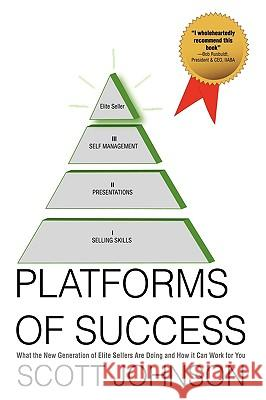 Platforms of Success: What the New Generation of Elite Sellers Are Doing and How It Can Work for You Scott Johnson 9781438973845