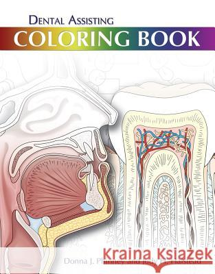 Dental Assisting Coloring Book Donna Phinney 9781439059319
