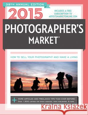 Photographer's Market Mary Burzlaff Bostic 9781440335679