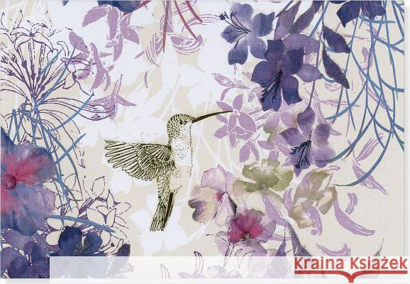 Note Card Hummingbird  9781441312389