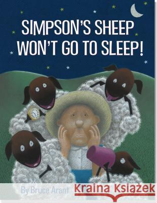 Simpson's Sheep Won't Go to Sleep! Peter Pauper Press 9781441313591