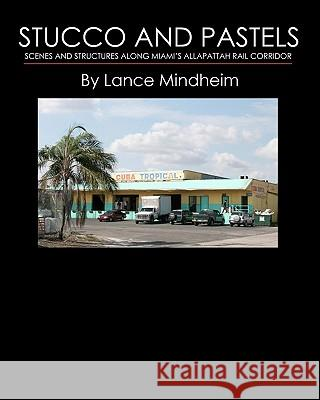 Stucco and Pastels: Scenes Along Miami's Allapattah Rail Corridor Lance Mindheim 9781442152991