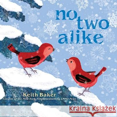 No Two Alike Keith Baker Keith Baker 9781442417427