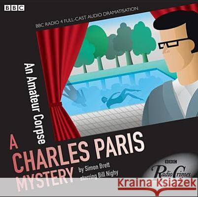Charles Paris: An Amateur Corpse Simon Brett 9781445890562 0
