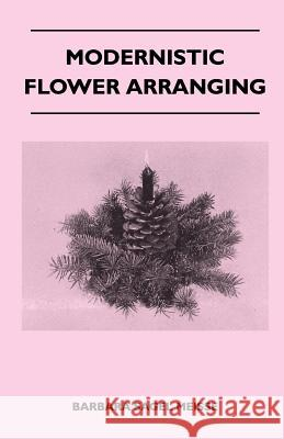Modernistic Flower Arranging Barbara Sagel Meisse 9781446508459
