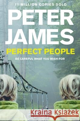 Perfect People Peter James 9781447203162