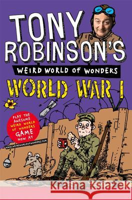 World War I Tony Robinson 9781447227717