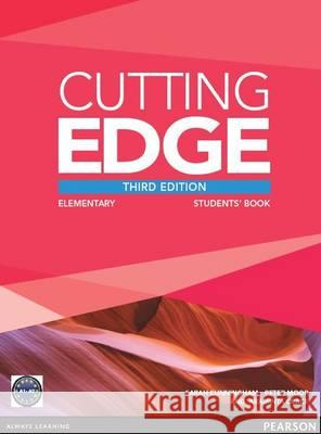 Cutting Edge Elementary Students' Book and DVD Pack Cunningham Sarah Moor Peter Crace Araminta 9781447936831 0