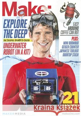 Make: Technology on Your Time Volume 34: Robotics Mark Frauenfelder 9781449327668