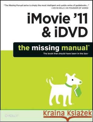 iMovie '11 & iDVD David Pogue 9781449393274