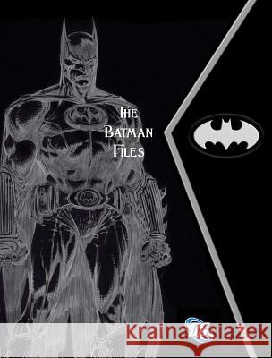 The Batman Files Matthew Manning 9781449481322