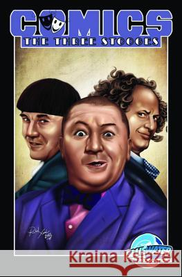 Comics: Three Stooges Jaymes Reed Apriyadi Kusbiantoro 9781450775632