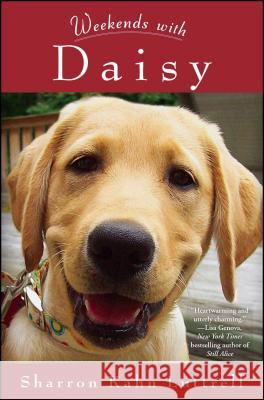 Weekends with Daisy Sharron Kahn Luttrell 9781451686258 Gallery Books