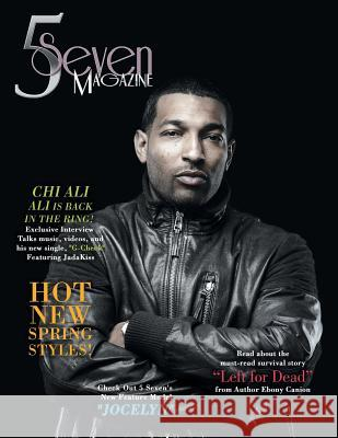 5 Seven Magazine Nikita K. Grayson 9781452597393 Balboa Press